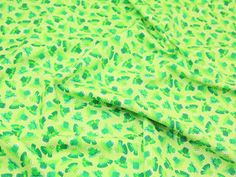 Premier Cotton Prints Quilting Fabric - Green Frogs Preview