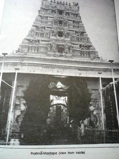 ಪ್ರತಿಮಾ ಮಂಟಪ - ಒಳನೋಟ ತಿರುಮಲ