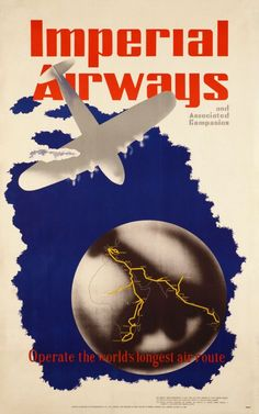 Imperial Airways operate the world's longest air route