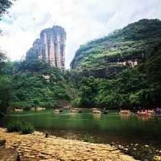 Wuyishan #hiking #trekking #asia #chinatravel #china by sempreazonzo