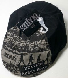 The Beatles Abbey Road Cap A Beatles Product RN 115665 S/M Elastic Stretch Hat