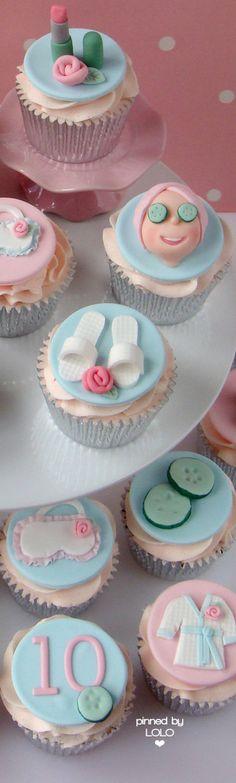 Fancy Cupcakes | LOLO❤︎