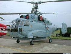 Kamov Ka-31 ~ New Russian AEW helicopter. MAKS-2003.