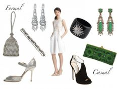 The Stylish Dresser - One Nina Ricci dress worn two ways