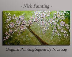 Original-Brandneu-Malerei auf Leinwand Öl und von NickPainting