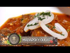 Hlavní jídla - YouTube Chili, Curry, Soup, Chicken, Meat, Ethnic Recipes, Youtube, Kitchens, Drinks