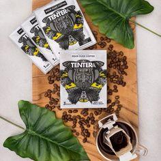Pour-Over Coffee Bags - SUMATRA Gayo (Dark Chocolate) - Coffee vs Tea Coffee Vs Tea, Pour Over Coffee, Coffee Bags, Coffee Drinks, Macha Tea, Wildlife Conservation Society, Tea Club, Premium Coffee, Eco Friendly Paper