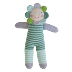 Hand-knit blabla dolls make the sweetest gift for babies and young children.