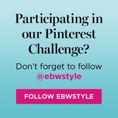 Don't forget to follow Everything But Water @Jane Izard Curtis But Water for your chance to win a swim wardrobe!