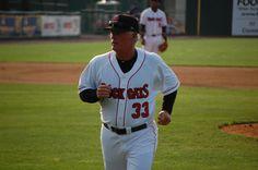 Pitching Coach - Stu Cliburn #33