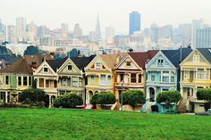 The 15 Most Beautiful Spots In San Francisco #refinery29  http://www.refinery29.com/outdoor-spaces-san-francisco#slide-1  Alamo SquareIf you're a Full House fan, visiting Alamo Square is probably already on your list of places to see in S.F. The vibrant line of Victorian homes (better known as the Painted Ladies) and the lush grassy area across the way are just a few of the draws to t...