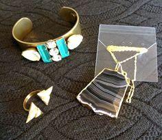 My First RocksBox Jewelry Shipment!
