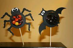 más y más manualidades: Crea detalles o souvenirs con cajitas circulares de plástico