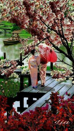 Japón me enamora Kyoto Japanese Culture, Japanese Art, Japanese Kimono, Japanese Gardens, Japanese Geisha, Japanese House, Japanese Style, Japanese Food, Japan Tag