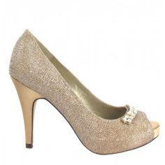 Zapatos de Fiesta 2012 Menbur