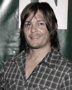Norman Reedus. Yum.