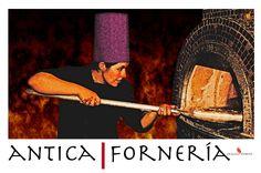 Antica Fornería · Creando las mejores Pizzas de México.