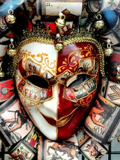 Venetian Mask by photolover92.deviantart.com with Pin-It-Button on @deviantART