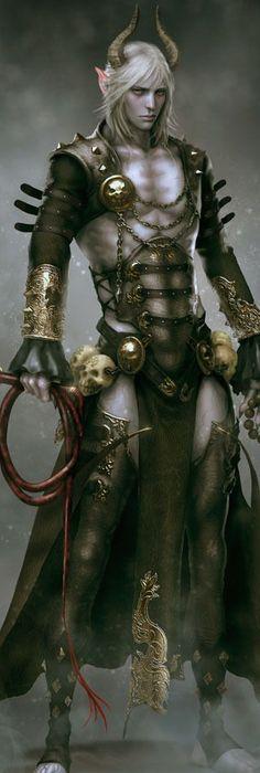 dark fantasy warrior ... Epic songs: http://8tracks.com/dandy93/epic-war