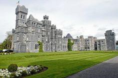 Ashford Castle (Ireland/Cong) - Hotel Reviews - TripAdvisor Ashford Castle Ireland, County Mayo, Hotel Reviews, Trip Advisor, Golf Courses, Dreams, Mansions, House Styles, Travel