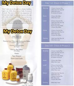 Forever Clean 9 Cleansing Programme - look good and feel amazing in just 9 days - with this organic detox. Amazing results! Order online now! Worldwide delivery. Visit www.thekings.flp.com
