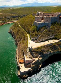 Santiago de Cuba, castillo del Morro patrimonio de la humanidad