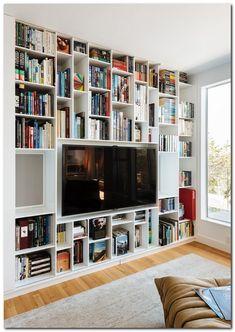 Wall Units Glamorous Bookcase With Tv Shelf Bookshelf Tv Stand Regarding Tv Bookcase Wall Unit Plans Plan Hd Wallpaper Photos Tv Stand Bookshelf, Tv Bookcase, Bookshelves With Tv, Bookshelf Styling, Bookshelf Design, Bookshelf Storage, Bookshelf Ideas, Bookshelf Wall, Book Storage