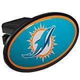 Miami Dolphins Trailer Hitch
