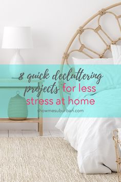 Little pockets of clutter in my house were stressing me out and making my life harder. These quick and easy decluttering projects helped make my life at home easier and less stressful. I decluttered important parts of my home that were making me waste time and energy. I'm so glad I decluttered! Clean Refrigerator, Refrigerator Organization, Kitchen Organization, Organization Hacks, Organizing, Organized Bedroom, Organized Kitchen, Trash Day, Bathroom Cleaning Hacks