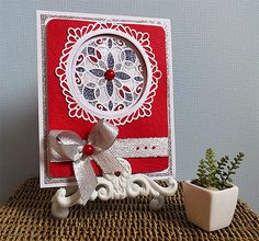 Creative Expressions - CED1506 (Italian Collection - Calabria) Cuttlebug Embossing Folder - Winter Village