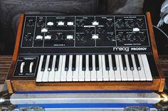 MATRIXSYNTH: Moog Prodigy Analog Synthesizer with Extras
