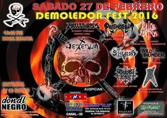 METALHOUSE: Demoledor Fest 1 en Trujillo: Gatos Locos + Poison...