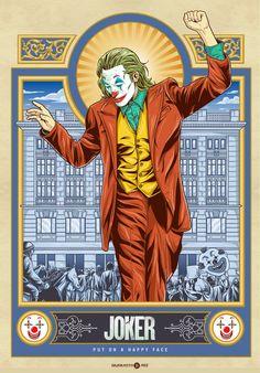 homedecor art Joaquin Phoenix As The Joker Art Edit Le Joker Batman, Joker Art, Joker And Harley Quinn, Batman Arkham, Batman Robin, Batman Art, Fotos Do Joker, Joker Pics, Gotham City
