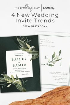 Your wedding invitations should set the tone for your event, whether you're planning a micro-wedding or a lavish ceremony. Choose from elegant wedding invitation designs, including card backgrounds that showcase warm tones and textures, artistic botanicals and whimsical details. Plus, you'll love customizing your wedding invitation wording to match your style. Personalised Wedding Invitations, Wedding Invitation Wording, Elegant Wedding Invitations, Invites, Palm Wedding, Our Wedding, Dream Wedding, Wedding Cards, Wedding Planning