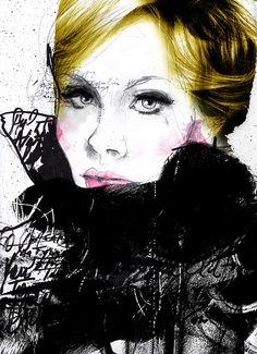 Adele by Zé Otavio, via Flickr
