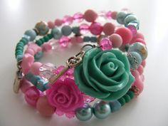 Wire bracelet handmade Zoet Geluk #watdoetvanessanu €6,50