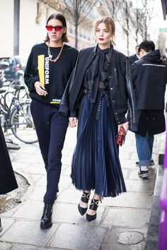 The Best Street Style Looks From Paris Fashion Week Fall 2018 - Fashionista