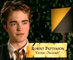 Harry Potter Cedric Diggory   Сумерки Ѽ Сага-574♂ He does have color!