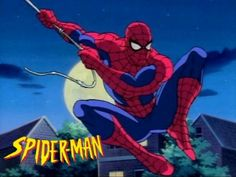 FOX KIDS NETWORK...Spider-Man the Animated Series