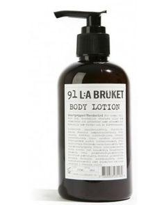 L:A Bruket - Bodylotion - Svart pepper/geranium