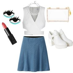 Skater Skirt, Warm, Shoe Bag, Casual, Polyvore, Skirts, Stuff To Buy, Shopping, Collection