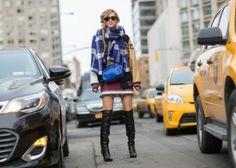 NYFW Fall 2014 Street Style: Shop The Looks