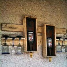 Brandy and Wine. Below Is The Best Place For Special Tips About Wine. People around the world like wine. You might be someone who enjoys some wine now and again. Before you go out and have another glass of wine, however, you Pallet Crafts, Pallet Art, Wood Crafts, Old Pallets, Wooden Pallets, Wood Projects, Woodworking Projects, Pallet Wine, Pallet Designs