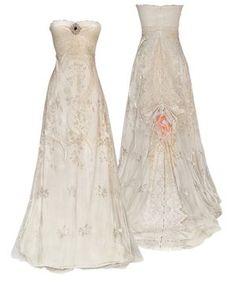 Claire Pettibone Couture Bridal ~ Vintage Meets Modern...