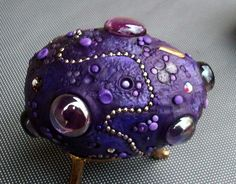 Purple Dragon Egg