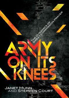 "Produced by The Salvation Army's International Centre for Spiritual Life Development. ""Army on it's knees"" by Colonel Janet Munn and Major Stephen Court. 'Army On Its Knees is both an exciting testimony to the power of prayer and a call to arms for this new generation'.   Find out more here: http://www.salvationarmy.org/csld/armyonitsknees"