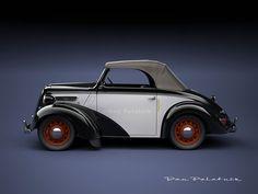 1949 Ford Anglia Cabriolet