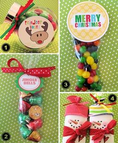 Group Christmas Gifts.