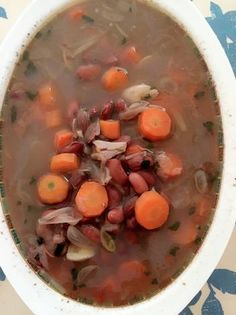 Sup kacang merah What Is Atkins Diet, Paleo Diet Results, Indonesian Cuisine, Indonesian Recipes, Baby Food Recipes, Healthy Recipes, Alkaline Diet Recipes, Diet Meme, Toddler Meals