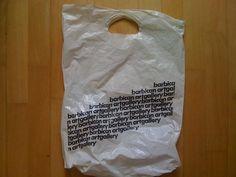 Barbican bag   @Design_Mus_Shop  via @tonyplcc